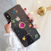 Spaceship Phone Case