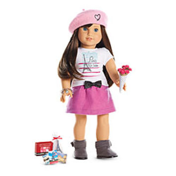 American Girl® Dolls: Grace™ Doll & Book with Welcome Gifts