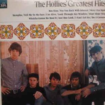 The Hollies - The Hollies' Greatest Hits (LP, Comp, Mono)