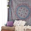 Magical Thinking Ygrite Medallion Tapestry
