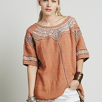 Free People Womens Point to Point Tunic