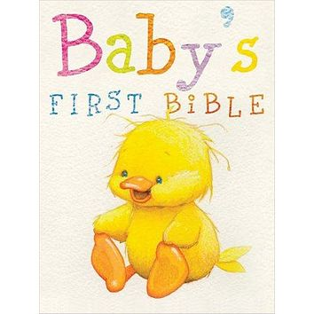 Baby's First Bible New King James Version: The Perfect Keepsake Gift for Baby: Baby's First Bible New King James Version