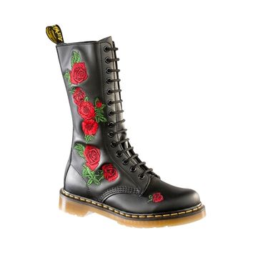 Womens Dr. Martens 14-Eye Vonda Boot