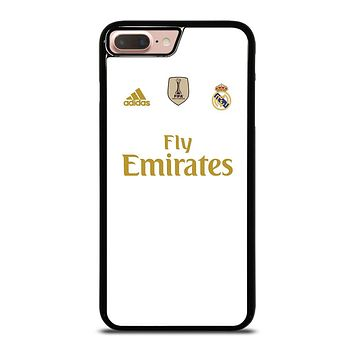 REAL MADRID HOME JERSEY iPhone8 Plus Case