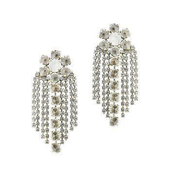 SIENA STATEMENT EARRING CRYSTAL