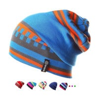 2016 Winter gorros Brand SNSUSK Snowboard Winter Ski hat skating lot caps skullies and beanies for men women Hip Hop caps