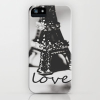 On my way to Love iPhone Case by Irène Sneddon | Society6