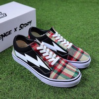 Innersect Revenge X Storm Canvas Shoes Casual Shoes Sneaker - Beauty Ticks