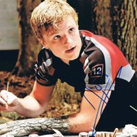JOSH HUTCHERSON - The Hunger Games AUTOGRAPH Signed 8x10 Photo B