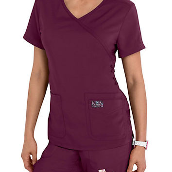 Koi Tech Abby Crossover Scrub Tops | Scrubs & Beyond
