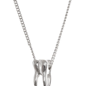 Lost Tooth Charm Necklace