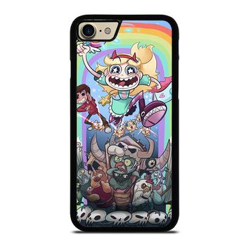 DISNEY STAR VS THE FORCE OF EVIL Case for iPhone iPod Samsung Galaxy