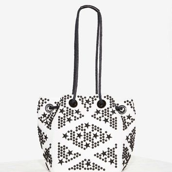 Too Late Now to Say Starry Bag