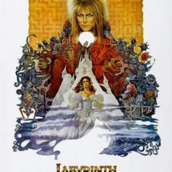 Labyrinth Movie Poster 24in x36 in