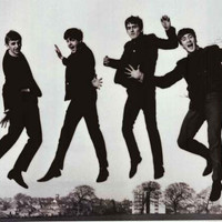 The Beatles Jump Poster 24x36