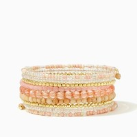 Danika Coil Bracelet | Fashion Jewelry | charming charlie