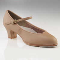 Ladies Tap Jr. Footlight (Caramel) 561