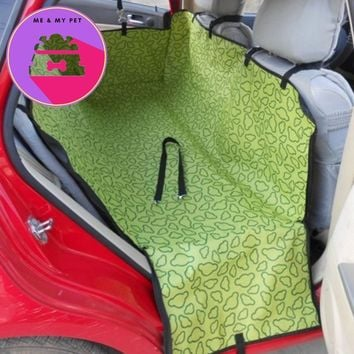 Seat Belts & Padding Interior Accessories 2016 New Dog Pet Cradle Cover Mat Blanket Hammock Cushion Protector Car Rear Back Seat