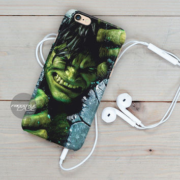 Angry Hulk Incredible  iPhone Case Cover Series