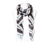 RETRO SCARF - Scarves and Foulards - Accessories - Man - ZARA United States
