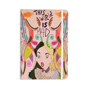 "Vasare Nar ""Alice in Wonderland"" Everything Notebook"