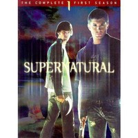 Supernatural: The Complete First Season (6 Discs) (Widescreen) (Dual-layered DVD)