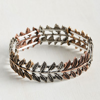 Within Arm's Wreath Bracelet | Mod Retro Vintage Bracelets | ModCloth.com