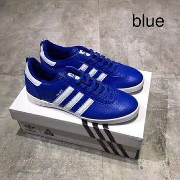 DCCKT3L Adidas Palace Indoor leather punching casual shoes!
