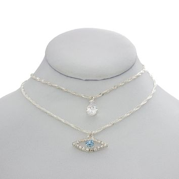 Tears of Diamonds Necklace