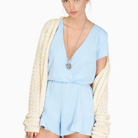 Valley Girl Romper $56