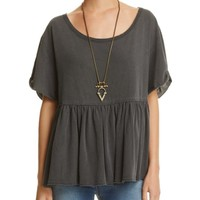 Free People Odyssey Tee | Bloomingdales's