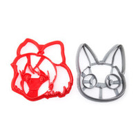 Kiki and Jiji from Kiki's Delivery Service Cookie Cutter Set