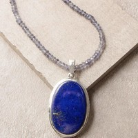 Open Water Lapis Necklace - One Of A Kind