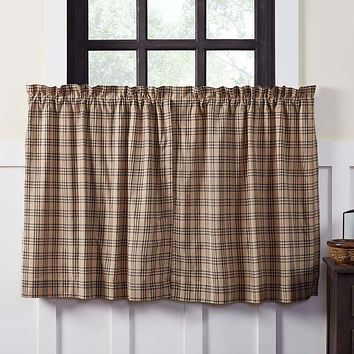 Sawyer Mill Tier Curtains 36""