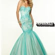 Sweetheart Lace And Tulle Mermaid Paparazzi Prom Dress By Mori Lee 97079