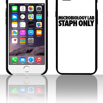Microbiology Lab Staph Only 5 5s 6 6plus phone cases