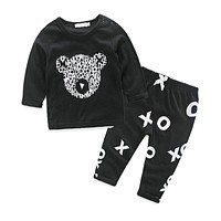 Baby Boy Clothing Sets Newborn Baby Clothes Long Sleeve Baby Boy Clothes Infant Clothing