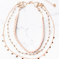 Desert Dreams Layered Choker | Shira Melody