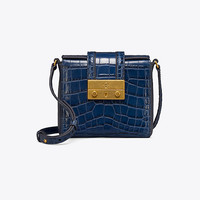 Tory Burch Juliette Embossed Cross-body