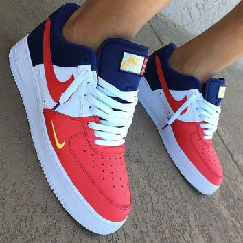 negozio nike air force 1 wanelo