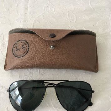 Ray Ban Sunglasses -Rb space in used condition ( unisex I guess)