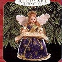 Angel of the Nativity - Madame Alexander Series - Hallmark Keepsake Ornament - 1999