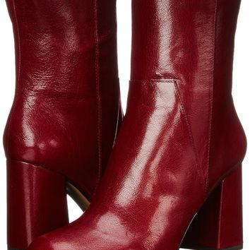 Nine West Women's Dollface Leather Boot