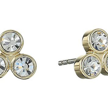Fossil Glitz Dot Studs Earrings