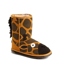 Toddler Boy's EMU Australia 'Little Creatures - Giraffe' Boot