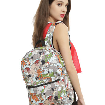 Disney The Jungle Book Characters Backpack