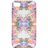 With Love From CA Clear Tropical Floral iPhone 5/5S Case at PacSun.com