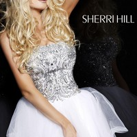 Sherri Hill 1492 Dress - MissesDressy.com