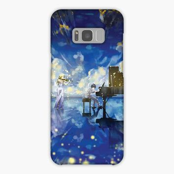 Kaori Your Lie In April Samsung Galaxy S8 Plus Case