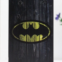 Batman Legend IPhone 5/5S Hard Back Case Back Cover (Color: Black)